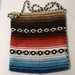 Baja Mexican Thread Bag